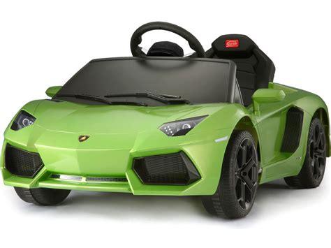 yellow lamborghini aventador lp700 4 6v battery powered ride on toys