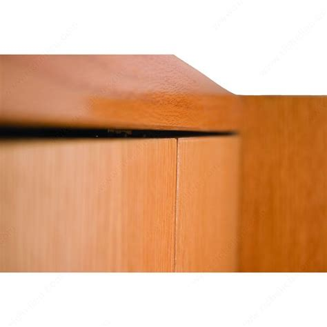 Door Stop Plastic Bumper Richelieu Hardware Inset Cabinet Door Stops