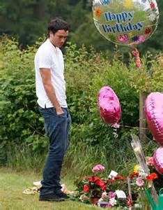 jack tweed marks jade goody s 28th birthday the day