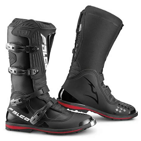 motorcycle touring boots falco dust ls motocross mx motorcycle adventure