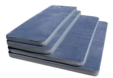 Self Inflating Mat Cing by Mannagum Premium Self Inflating Mattress King Single
