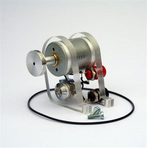Happy Light Bulb Motor Generator Unit For Gt03 To Generate Electrical Energy