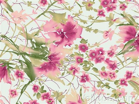 flower pattern for painting art floral pattern flower illustration wallpaper 32