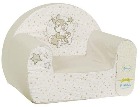 chambre panpan panpan fauteuil blanc de disney baby fauteuils aubert