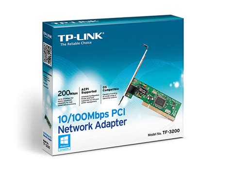 Pci Network Adapter Tp Link Tf 3200 10 100mbps 10 100mbps pci network adapter tf 3200 welcome to tp link