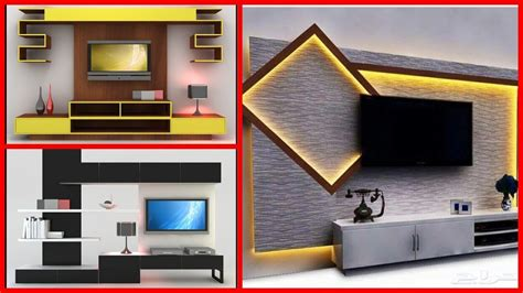 led tv box design awesome led tv panel designs for your tv lounge youtube