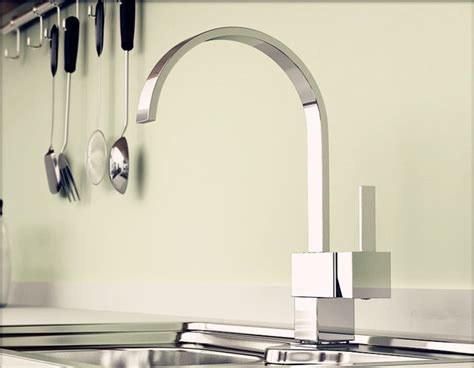 modern one handle best kitchen faucets modern kitchen