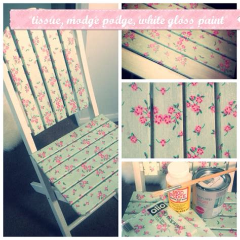 Decoupage Furniture With Paper - decoupage crafts the kitschy lover in you will adore