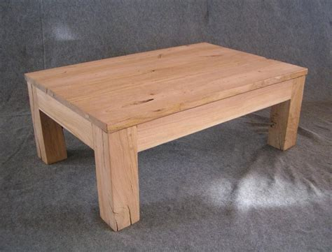 cypress coffee table forest creations