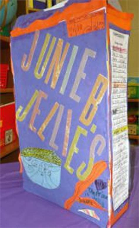book report cereal box project flying high with ms flores cereal box book reports