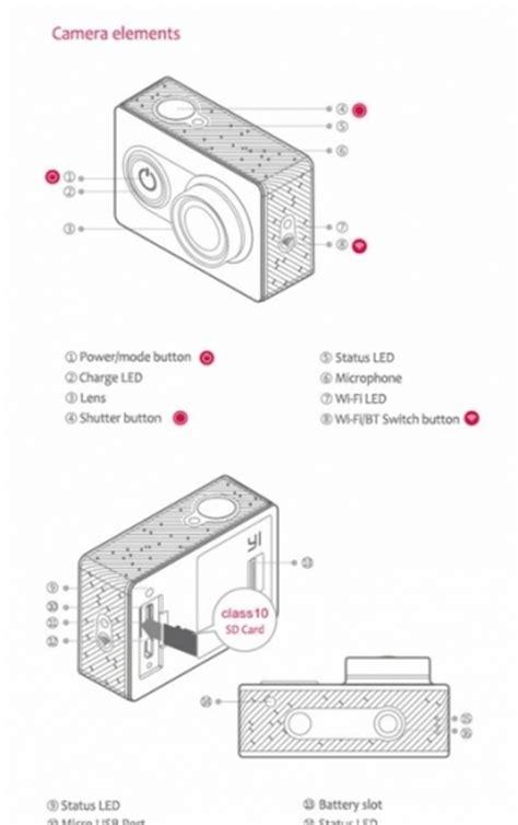 Xiaomi Yi Tutorial English   yi action camera dashcamtalk