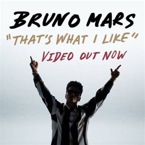 testo bruno mars bruno mars that s what i like testo traduzione e