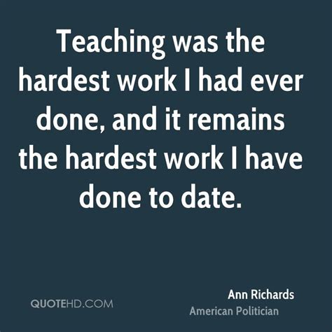 Had Work Done by Richards Work Quotes Quotehd