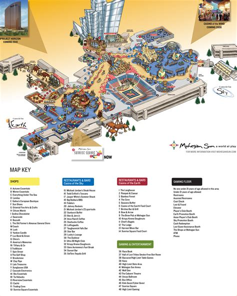 mohegan sun casino floor plan perfect mohegan sun connecticut map swimnova mohegan sun