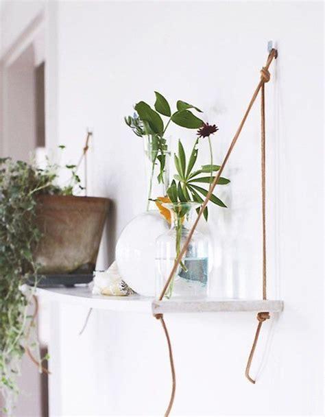 Diy Garden Shelf by Diy Simple Wall Garden Shelves