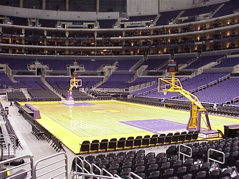 staples center section 117 staples center arena map los angeles lakers