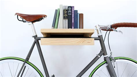 bike holder shelf