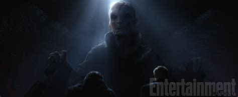 star wars the force awakens snoke image revealed collider