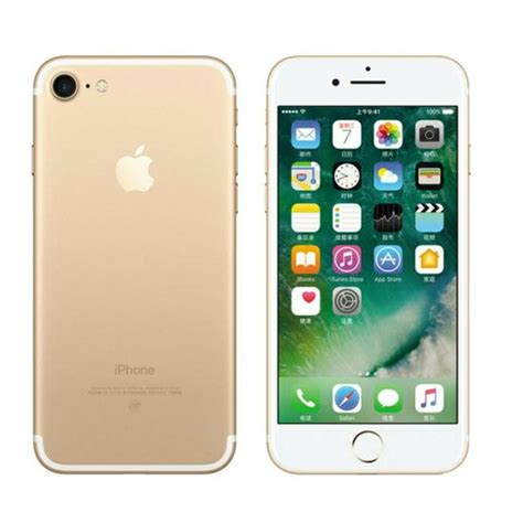 apple iphone 7 apple iphone 7 gold