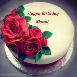 roses birthday cake for Khushi happy birthday cake edit your name 11 on happy birthday cake edit your name