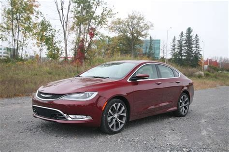 chrysler 200c reviews day by day review 2015 chrysler 200c awd autos ca