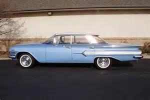 1960 chevrolet impala 4 door sedan 98172