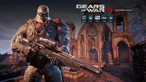 Of War by Gears Of War 4 September Update Community Gears Of