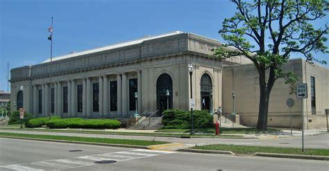 civic center historic district kenosha wisconsin