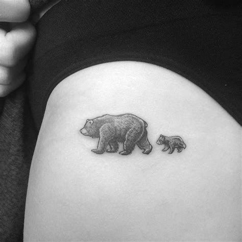 small bear tattoo best 25 tattoos ideas on arm tattoos