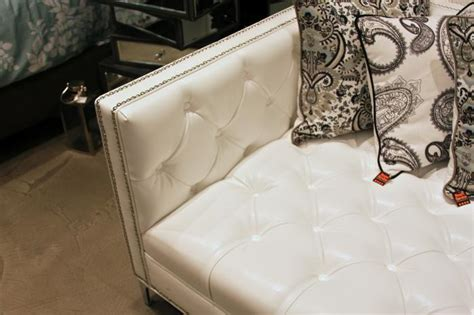 white faux leather tufted sofa www roomservicestore white faux leather tufted sofa