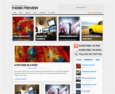 themes new wordpress awesome new wordpress themes eway business solutions