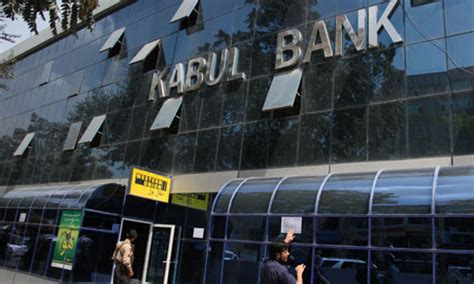 kabul bank afghanistan tries to prevent run on its bank