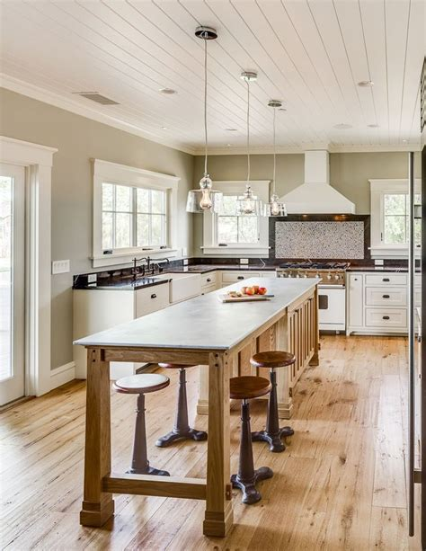 long kitchen island best 25 narrow kitchen island ideas on pinterest small