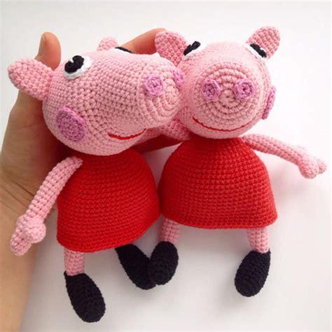pattern amigurumi pig peppa pig free crochet pattern amigurumi today