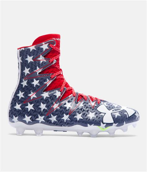 armour american football shoes s ua highlight football cleats limited edition