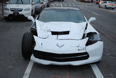 2014 white corvette stingray for sale 2015 chevrolet corvette stingray c7 white wrecked for sale