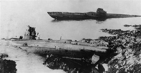 u boat ww1 information u boats washed on cornish coast world war i technology