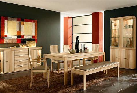 Wohnzimmer Design 4620 by Thielemeyer Linea Essgruppe Aus Holz Tisch St 252 Hle