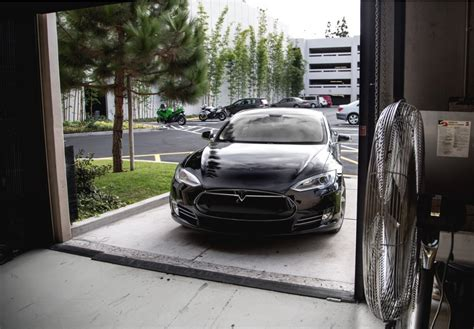 tesla model s charging home tesla model s delivery preparations