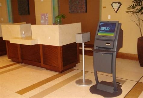 Desk Kiosk by 14 Best Images About Self Service Kiosks In Hotels On