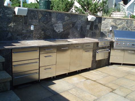 outdoor kitchen cabinets stainless steel outdoor kitchen stainless steel cabinet doors manicinthecity
