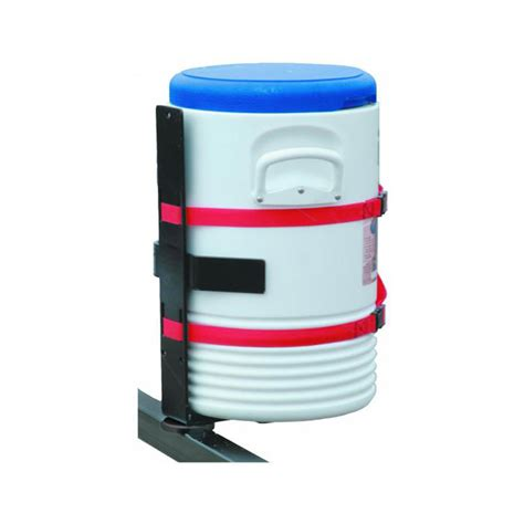 Water Cooler Rack by Buyers Lt25 Trailer Water Cooler Rack Holds Most Standard