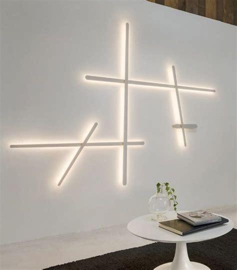 alluring wall led light designs  enhance  interior design