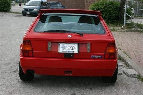 Lancia Delta Integrale For Sale Usa 1993 Lancia Delta Integrale For Sale Rightdrive Usa