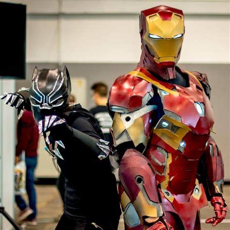 iron man mk cosplay entry stan winston school