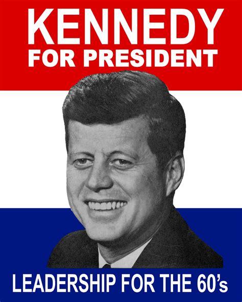 Jfk F Kennedy American President Usa Politics W Douglass f kennedy jfk 1960 for president caign 8 x 10 poster photo photograph 5 99 picclick