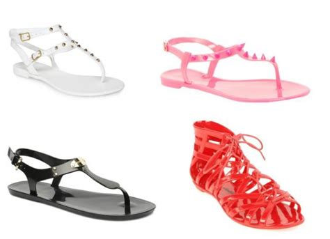jelly sandals for adults jelly sandals i d rock that