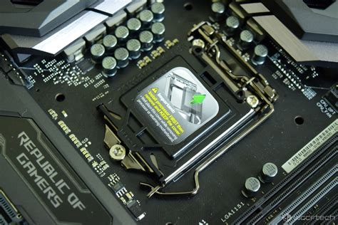 Asus Maximus Ix Code asus rog maximus ix code lga 1151 motherboard review