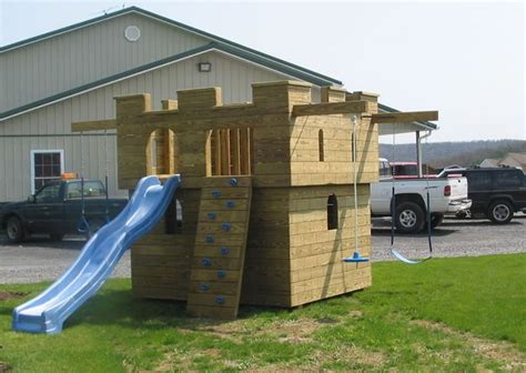 castle play house castle playhouse castle fort pinterest