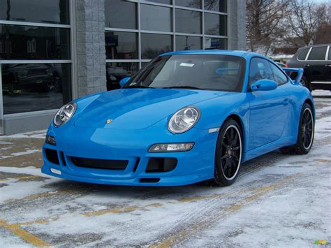 2008 mexico blue paint to sle porsche 911 s coupe 133543 gtcarlot car color